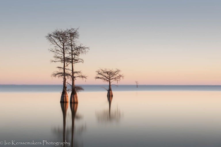 Ivo Kerssemakers, Lake Moultrie, South Carolina, Long Exposure