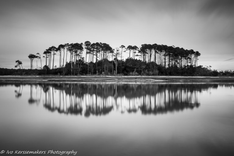 Ivo Kerssemakers, North Myrtle Beach, Black and White, Long Exposure, South Carolina